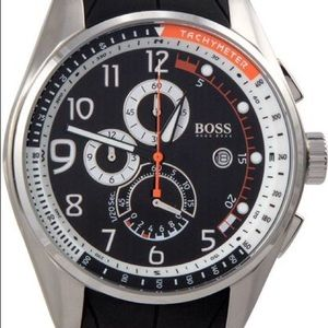 Hugo Boss 1512366 HB229 Chronograph Rubber watch